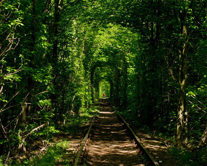 Тоннель любви