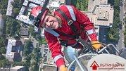 Промышленный альпинизм – быстрый и качественный  вид ремонтных услуг