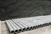 «Вечные» трубы: полвека службы для хризотилцементной продукции