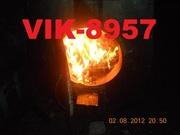теплогенератор твердотопливный (Печи на дровах) - foto 3