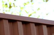Планка на забор из штакетника или профнастила - foto 1