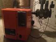 Продаем газовую горелку Cuenod C.100 GX 507/8 (Франция)
